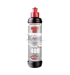 MENZERNA Heavy Cut Compound 400 (Fast Gloss 400) - 250ml