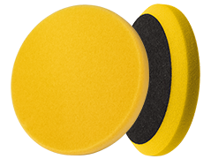 MENZERNA MEDIUM CUT FOAM PAD YELLOW - 180mm