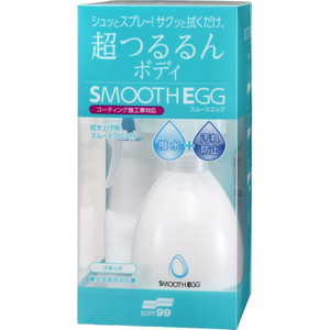 Soft99 SMOOTH EGG Liquid - Quick Detailer - 250ml