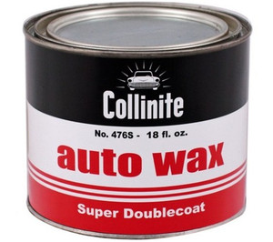 COLLINITE No. 476S - Super Double Coat Auto Wax (zestaw promo) - 532g