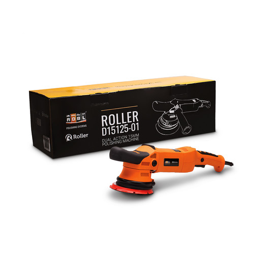 ADBL Roller DA15125-01 maszyna polerska Dual Action 15mm