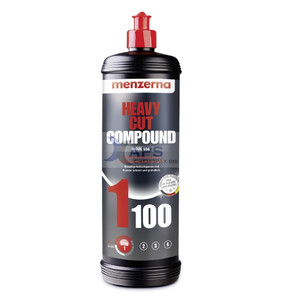 MENZERNA Heavy Cut Compound 1100 (Fast Gloss 500) - 1L