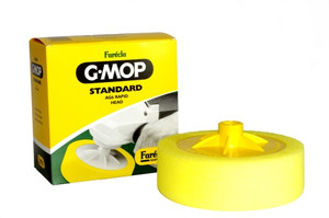 "Farecla G3 G-MOP 6"" YELLOW - Gąbka polerska - M14 - ŻÓŁTA - 150mm"