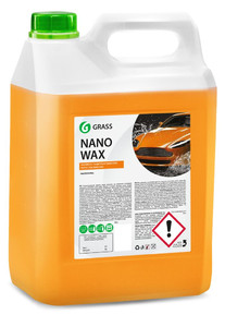 GRASS - Protection NANO WAX 5L