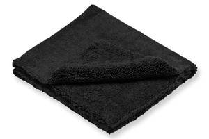 WaxPRO NoLimit Plush Black Series 420gsm - 40x40cm